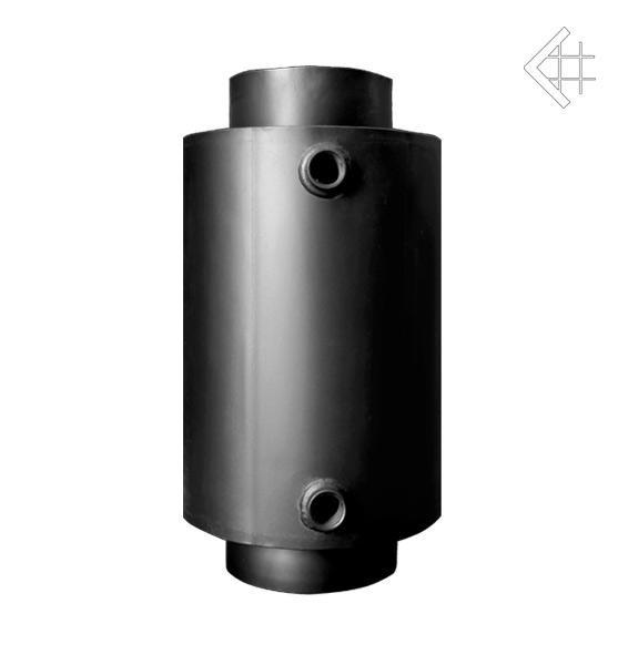 Воздушный теплообменник для дымохода